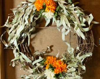 Fall Season Medium Wreath