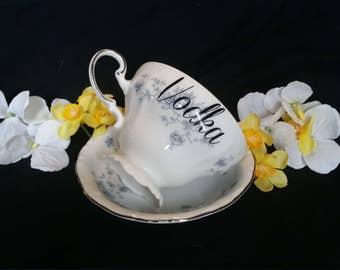 Vodka tea cup