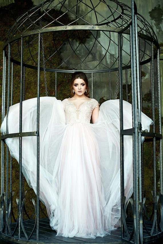 Wedding dress pictures to color