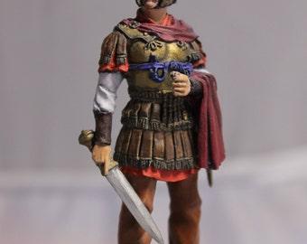 Tin soldier, Rome legioner, legat, miniatures, 54mm
