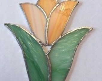 Tulip Stained Glass