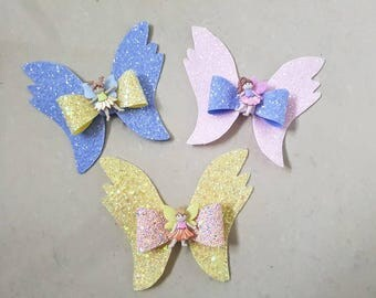 Enchanted Fairy hair bow