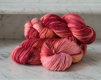 Paradise Handpainted Superwash Merino Wool Yarn