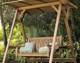 13955 - Veranda Porch Swing Set