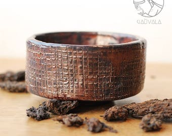 Tea bowl for Tea ceremony and Matcha Dao handmade 120 ml