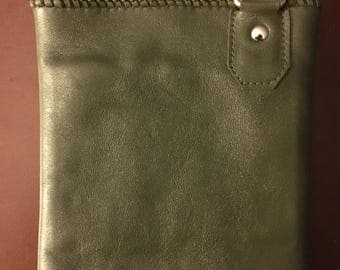 Green Cross-body Purse
