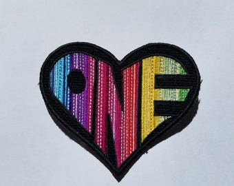 One Heart Patch