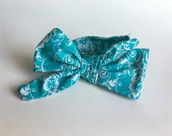 Turquoise Trucy Head Wrap
