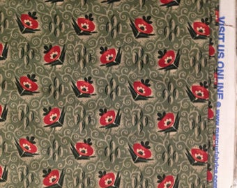 Marcus Fabrics Mill Girls by Judie Rothermel R33 4158 0116            -- 1/2 yard increments