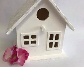 Vintage Style Bird House
