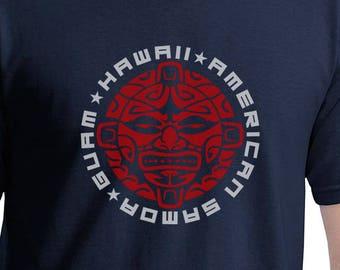 American Pacific Islands - American Polynesia - Tribal Shirt