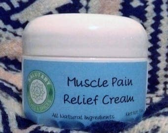 Sample Size Muscle Pain Relief Cream