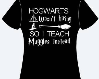 I Teach Muggles