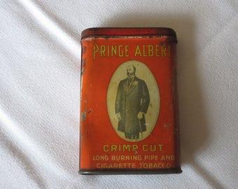 Vintage Prince Albert Tobacco Tin