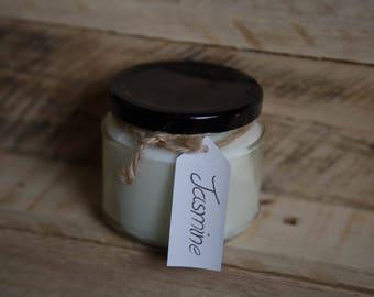 Jasmine Scented Candle - Jar