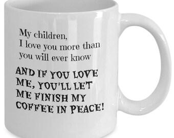 Motherhood Coffee Cup