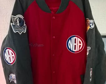 Jacket basketball NBA (M.Dia)