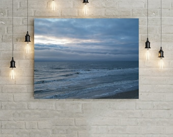 Texel sea and sky Photo Instant Download Printable Wallart Beach Photography Downloadable Print