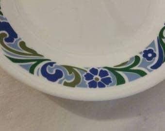 Corning Corelle Serenity Plates. (4)  Bread Plates