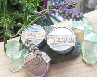 Lavender Honey Lip Protection Balm