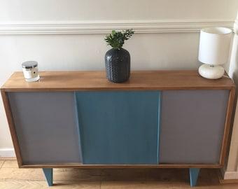 70's style Side board