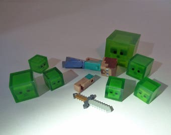 Slime Cubes