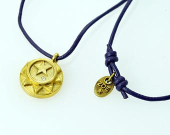 pendant, star necklace, chic and fashion jewelry