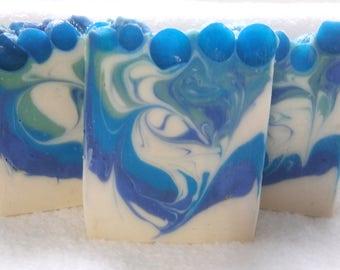 Blueberry Handmade Artisan Soap