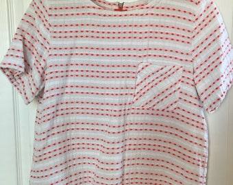 Lou and Grey Cotton Blouse SIZE M