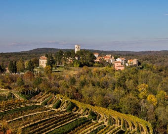 Picturesque Scene in Istria - Digital JPEG for download
