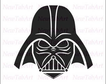 Darth Vader svg Starwars svg Darth Vader Disney svg disney darth vader svg disney star wars svg star wars mickey svg files for Cricut silhou