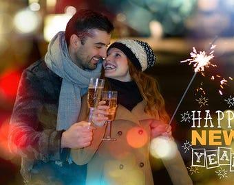 10 Happy New Year Overlays