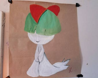 Ralts Painting