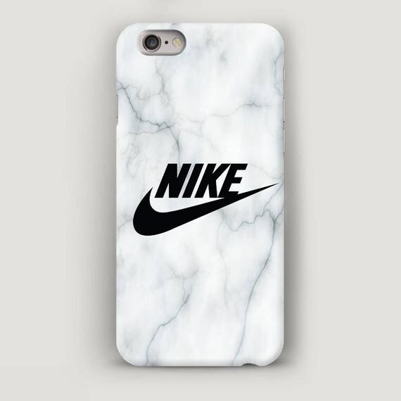 coque iphone 7 marbre nike