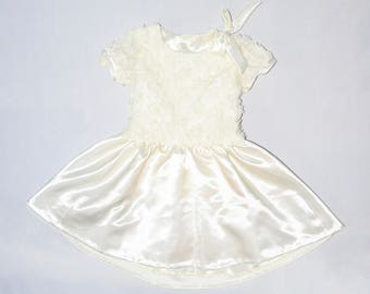 Girls' Dress size 3 years, Children's 3D Roses Dress