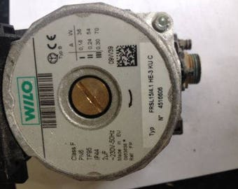 Pump for ferroli optimax he 31c boiler used  in good working order please see the picture