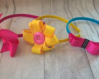 Children's Head Bands