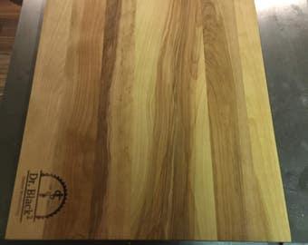 Cutting board, serving board
