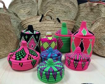 Moroccan Tajine Box (Small) - Handmade