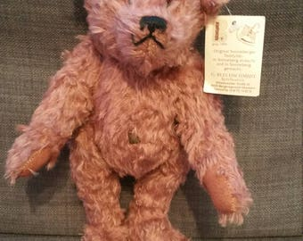 Hand-made Collector's Mohair Teddy Bear