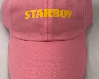 Pink Star Boy