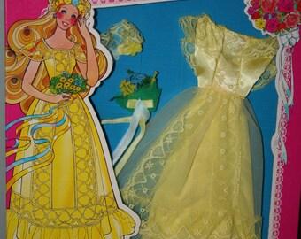 Wedding Party Fashions, Barbie & Ken