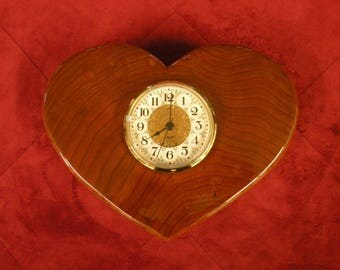 Red Elm Clock