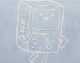 Adventure Time - BMO Decal