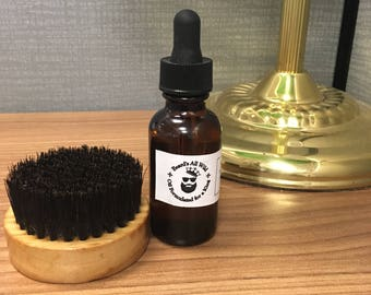 Beard's All Wild Beard Oil