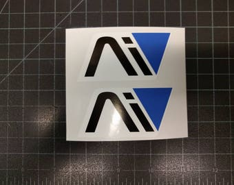 Mass Effect Andromeda Initiative 2 Decals