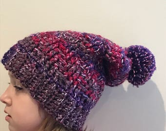 Texture hat