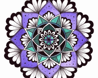 Mandala Project: Friday