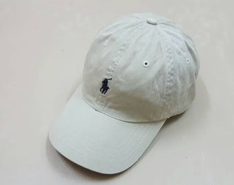 Vintage POLO by Ralph Lauren hat #6
