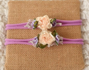 newborn stretch prop headband
